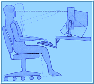 Ergonomics intervention improves health and productivity